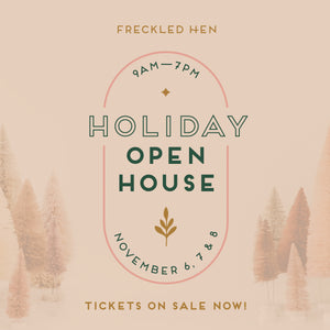 2020 Holiday Open House Ticket