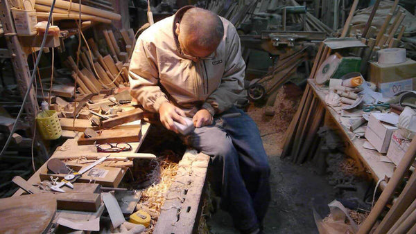 Master Nidome Yoshiaki - Tanto : Fabrication of the Kissaki