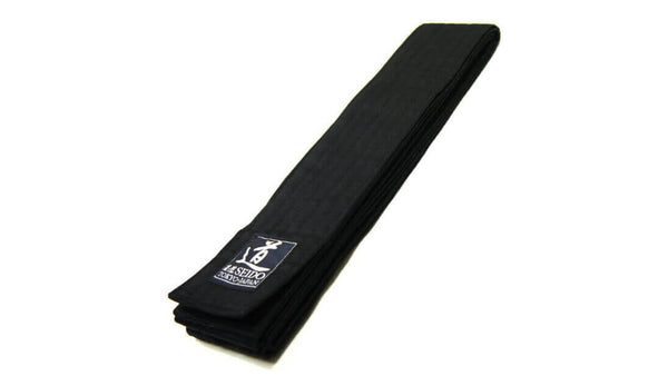 Wide Iaido type belt, designed for Aikido