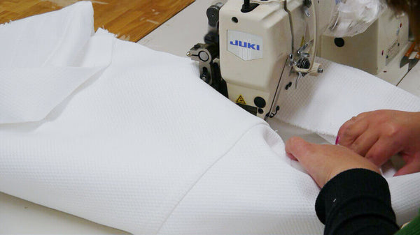Sewing an Aikidogi