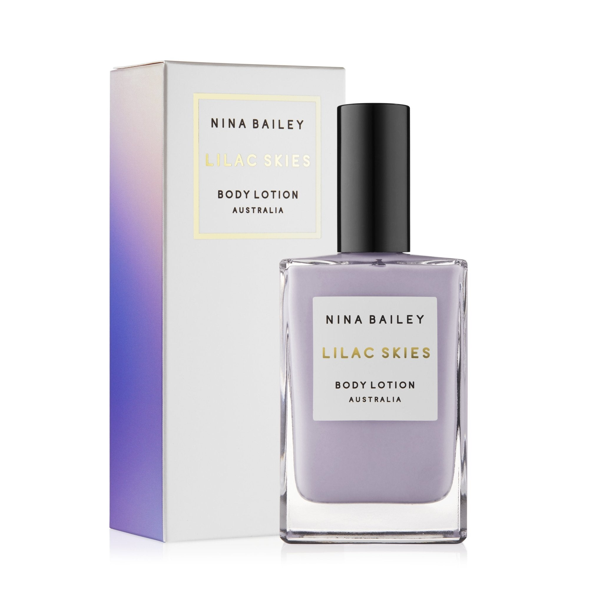 Lilac Skies Body Lotion - Nina Bailey