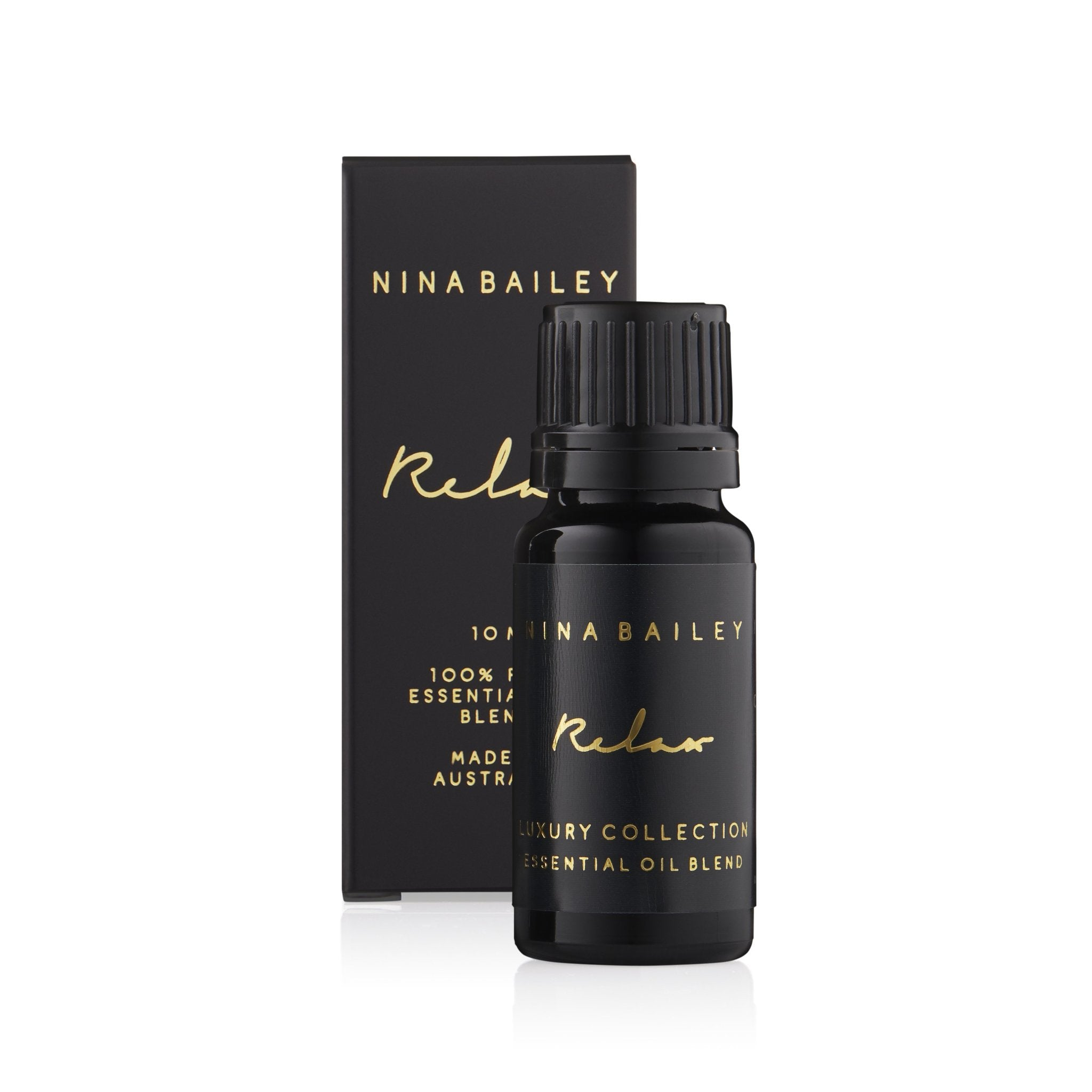 Relax Essential Oil Blend - Nina Bailey