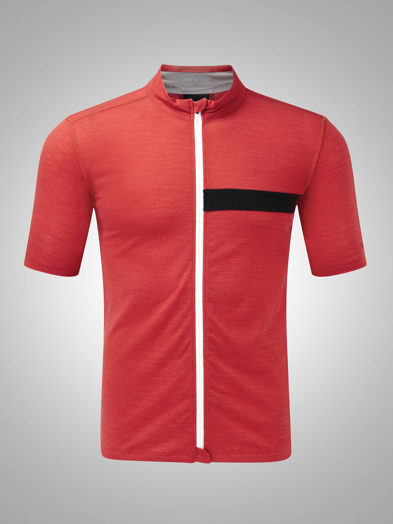Classic Jersey Short Sleeve, rot