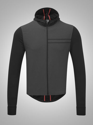 Women's Merino Long Sleeve Baselayer, hellgrau