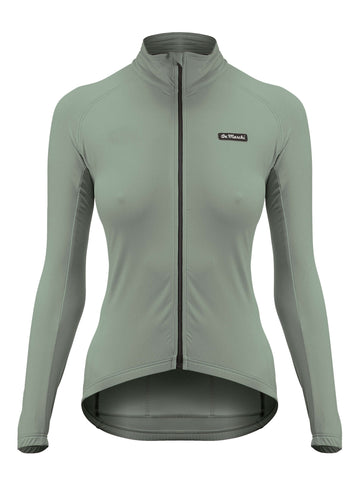 Women's Winter Jersey, blau