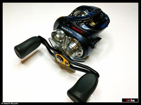 Breakdown and pre-service of the Daiwa Zillion TW 1516H