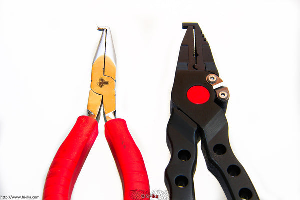 Nomad Split Ring Pliers