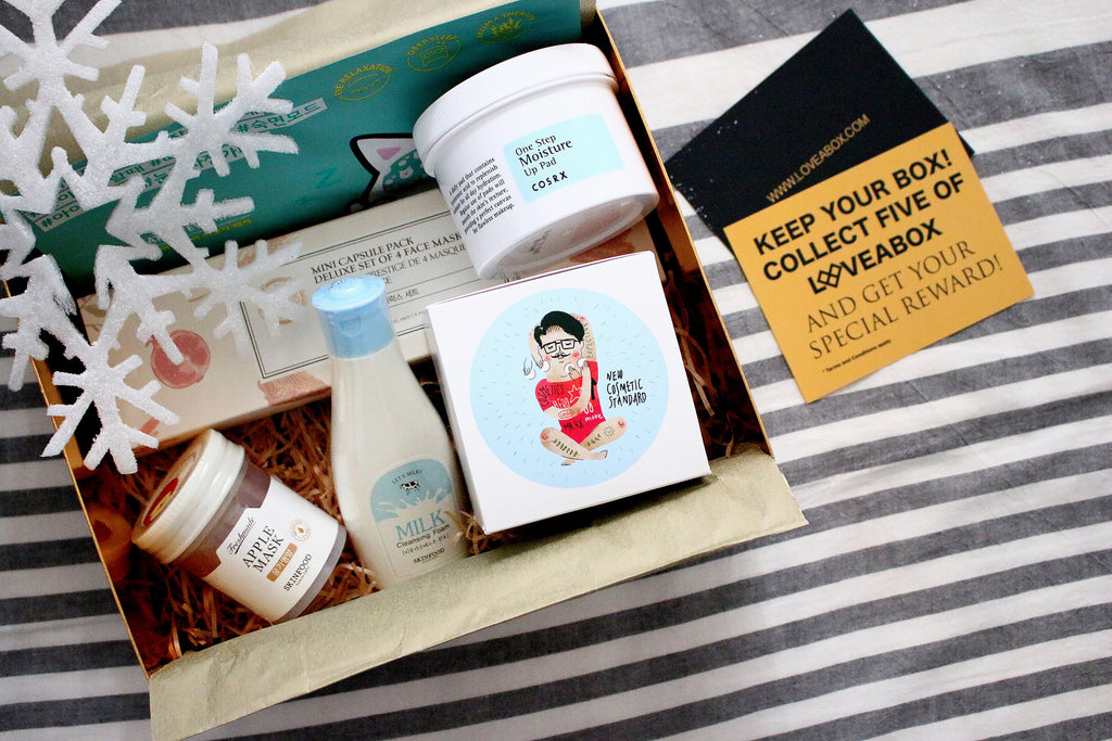 February to LOVEABOX