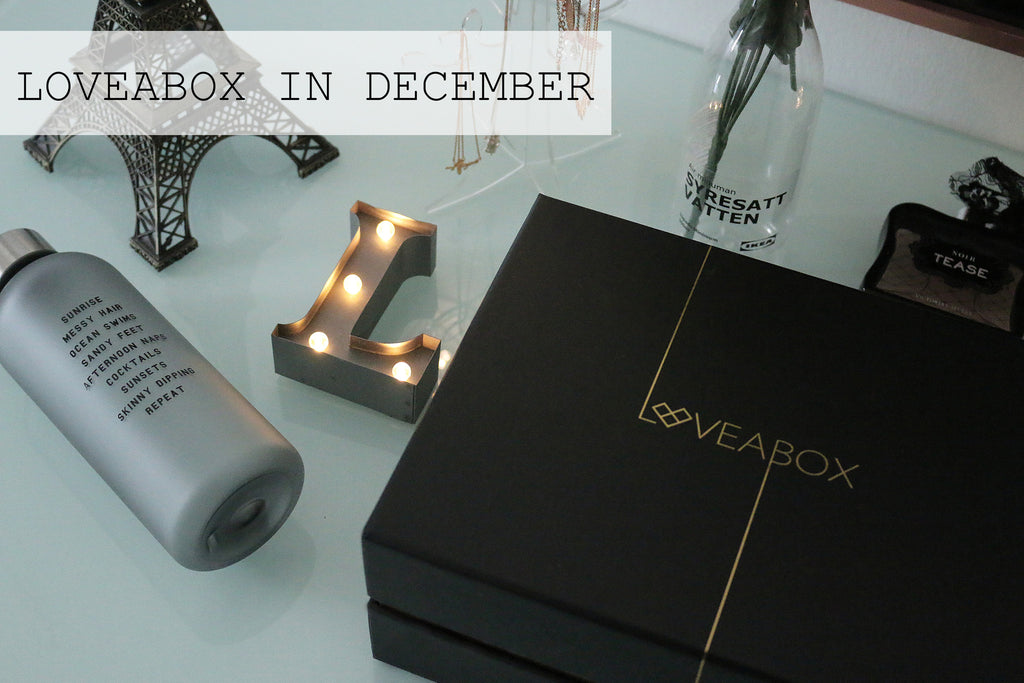 LOVEABOX IN DECEMBER