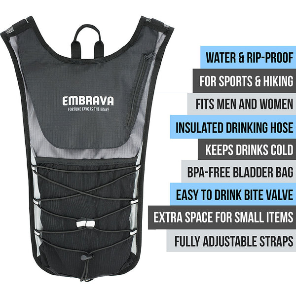 Sports Hydration Pack - 2 liters