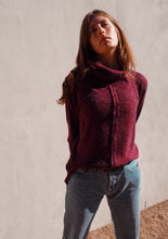 Load image into Gallery viewer, Cowl neck knitwear