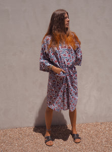 Summer Gown: Mexico Mosaic