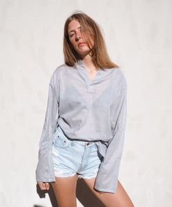 Light cotton boyfriend shirt (unisex)