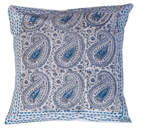 Blockprint Cushion Cover