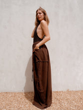 Load image into Gallery viewer, Statement Pants in Chocolate