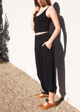 Load image into Gallery viewer, The original comfy harem pants available in BLACK and  NAVY