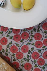 Block Print Table Cloth
