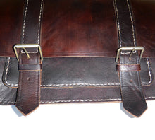 Load image into Gallery viewer, Leather Briefcase