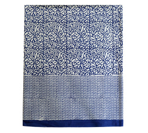 Block Print Table Cloth / Bed Cover
