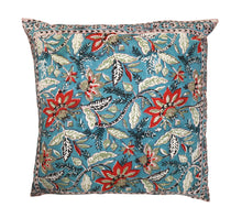 Load image into Gallery viewer, Block Print Cushion Cover