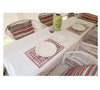 Blockprint Place Mats