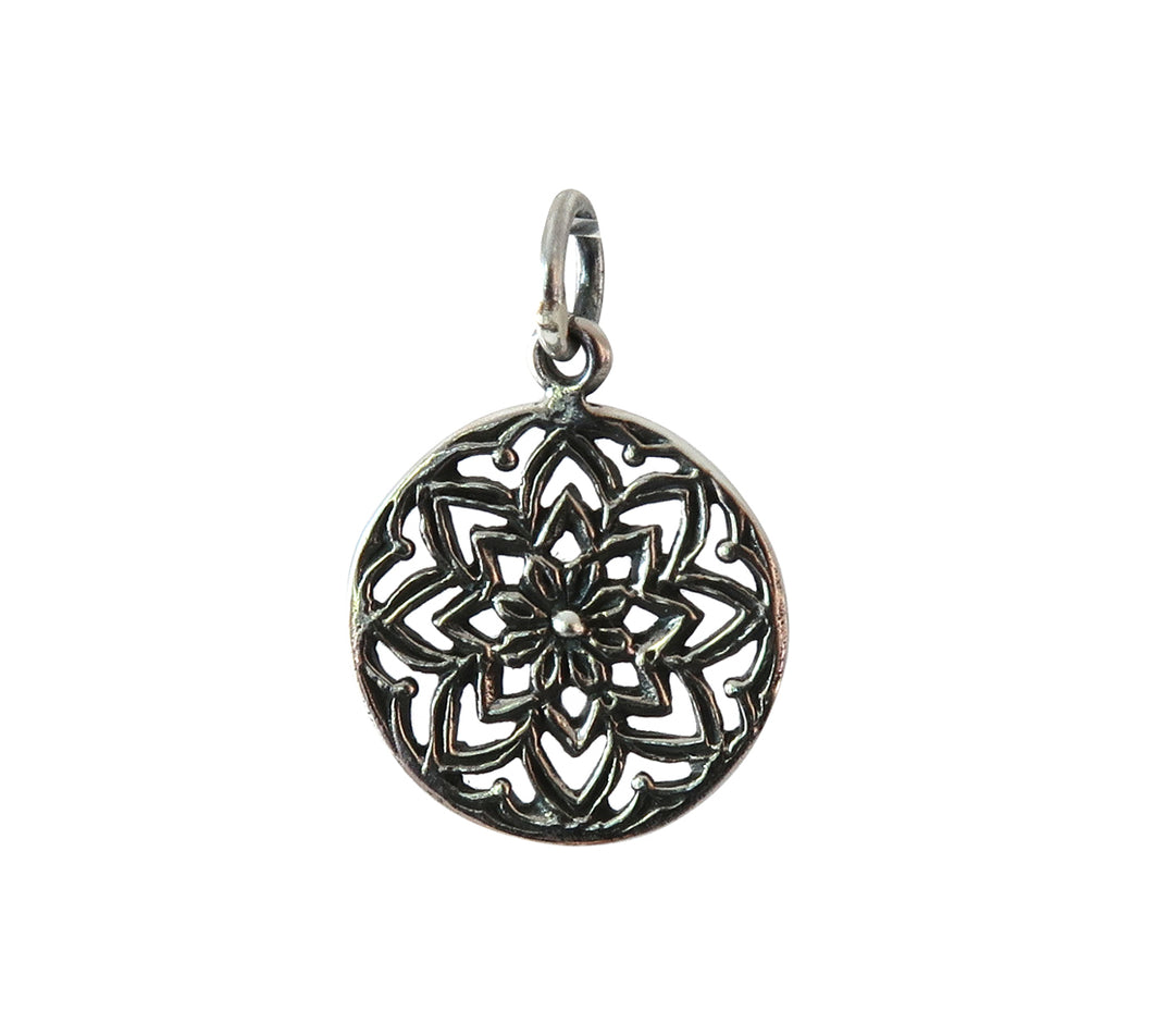 Sterling Silver Pendant