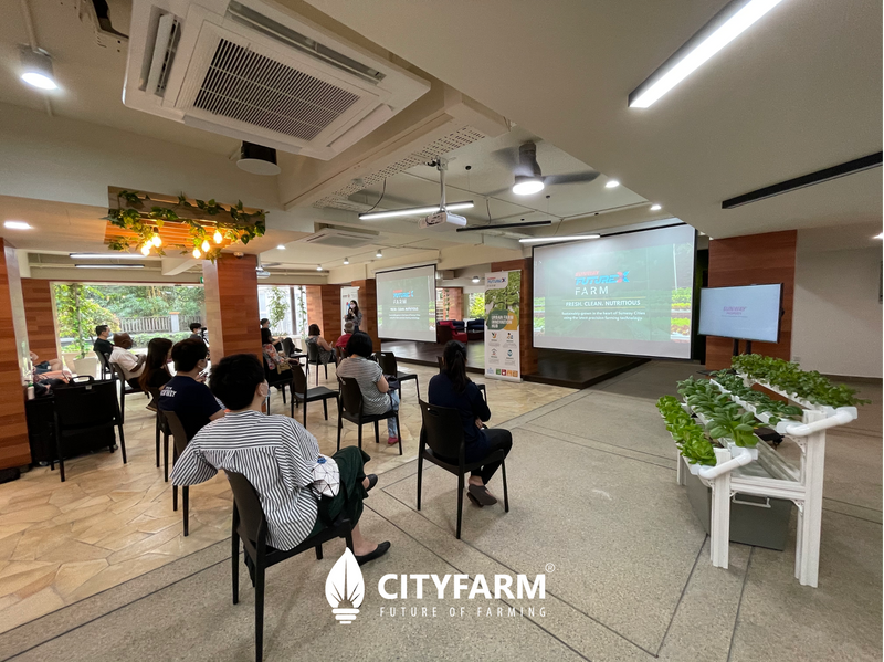 Hydroponics Farming Course with FREE Farm Set (23th Jan 2021) at Sunway FutureX