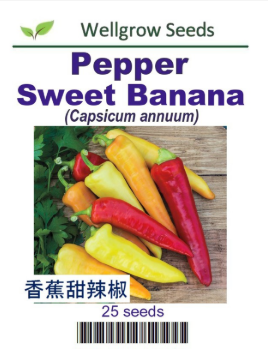 WHT - Pepper Sweet Banana