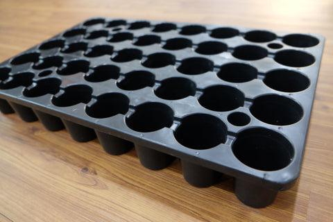 Net Pot Tray (40 holes) - CityFarm