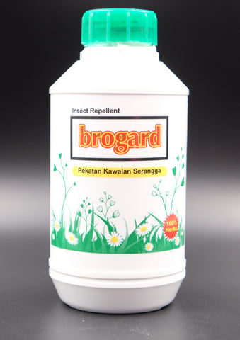 Brogard Organic Insect Repellent 500ml