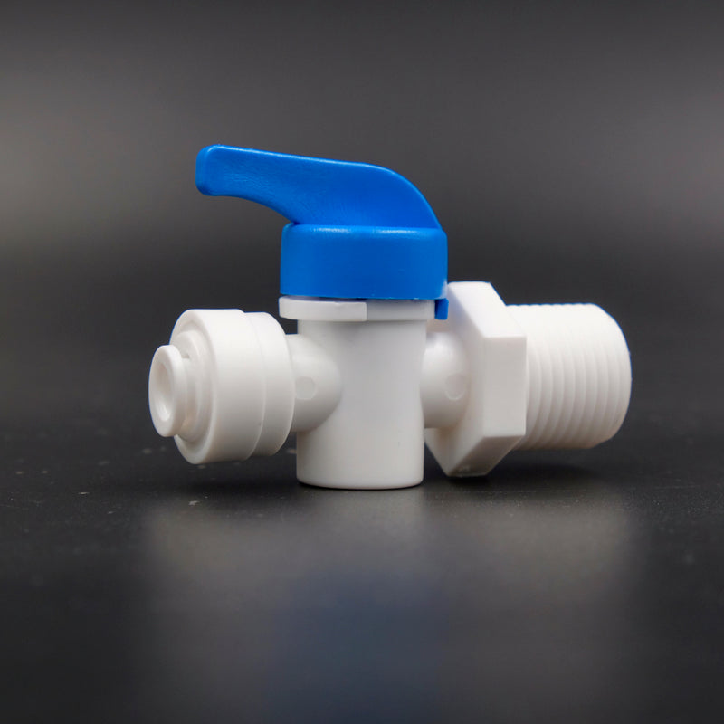 Quick Action Valve (6.5mm x 15mm) - CityFarm