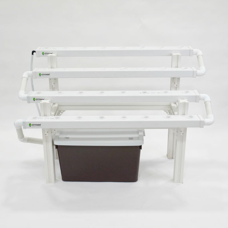 CityFarm 4-Tier Waterfall Home Garden (Free Delivery)