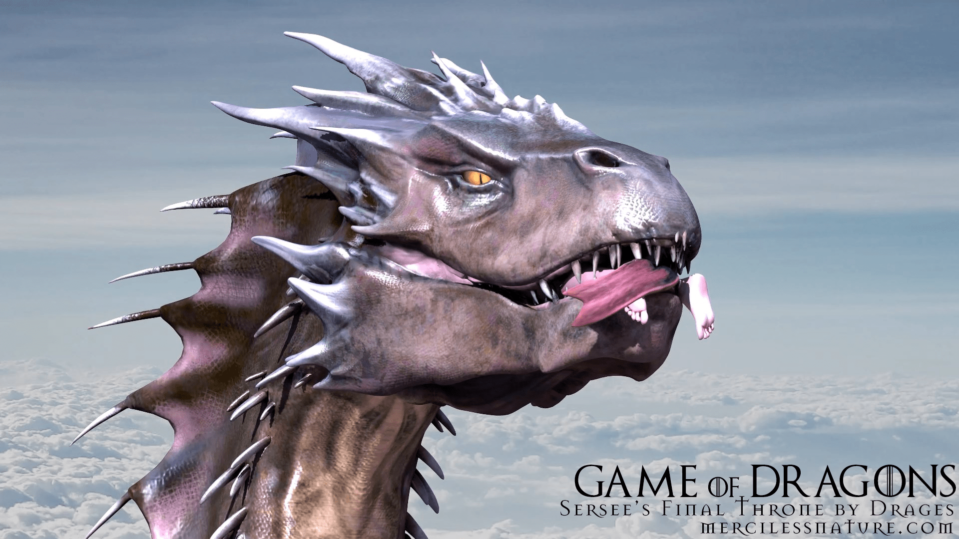 Game of Dragons - Furry