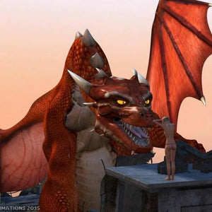Reign Of Dragons - Vore Animation - Mercilessnature