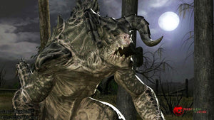 Vore Out: Deathclaw Furry