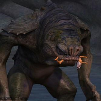 Star Wars Rancor II