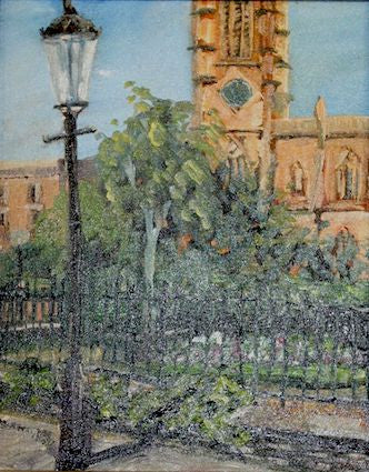 St Lukes Chelsea - London Oil