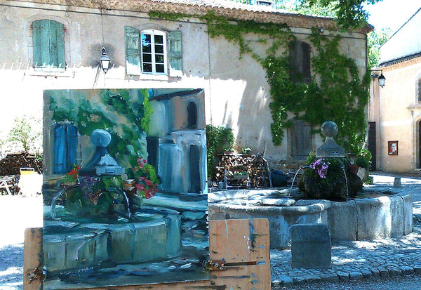 2017 / 2018 Seven Day Plein Air Painting Holidays - Occitanie (Languedoc) France