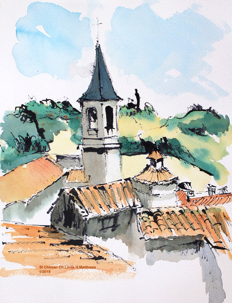 Bespoke Painting Stays in France