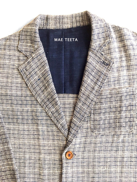 Turtle Shell Blazer