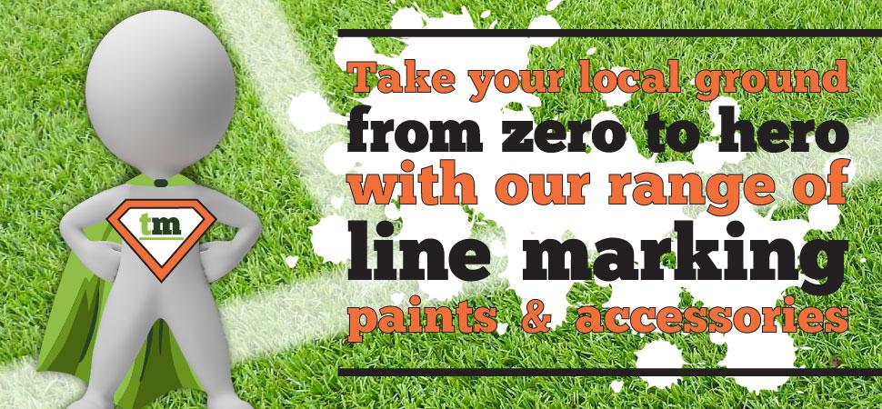Turfmate Line Marking Paint