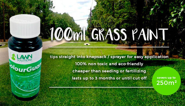 100ml Grass Paint Integrated Distribution