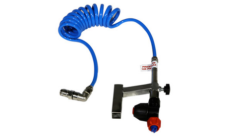 Complete Nozzle Assembly Hose
