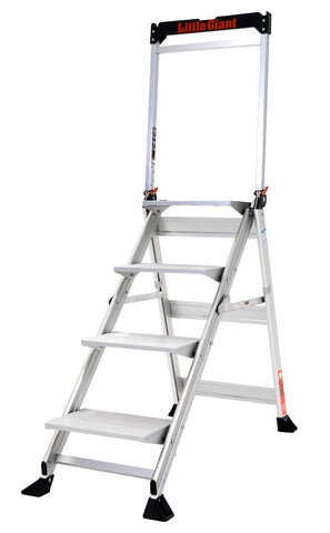 Jumbo Step Little Giant Ladder Integrated Distribution