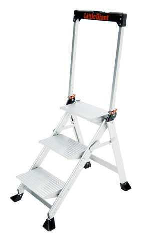 Little Giant Ladder Jumbo Step Integrated Distribution Australia