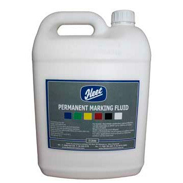 Permanent Marking Fluid White
