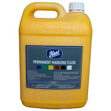 Permanent Marking Fluid Colours