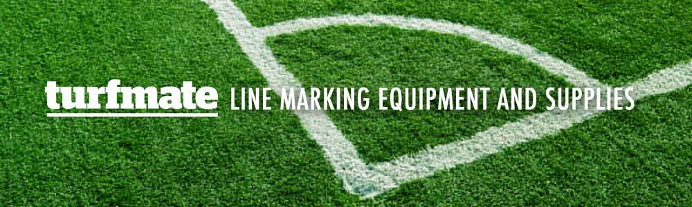 Turfmate Line Marking paint and equipment Integrated Distribution