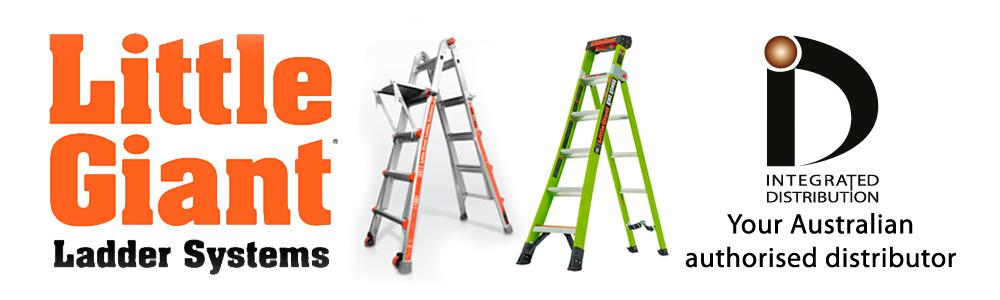 Little Giant Ladder Systems Integrated Distribution