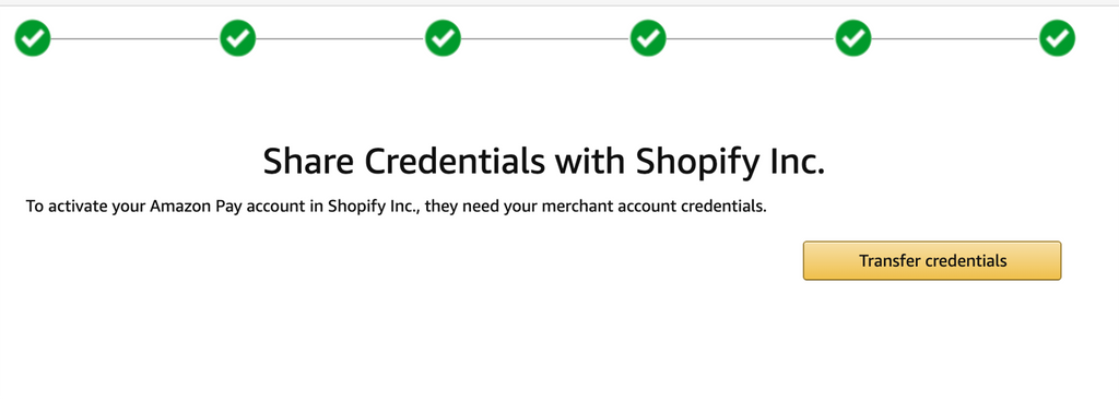 Share credentials with Shopify store- Veronica Jeans Shopify Queen & Bestselling Author ' Shopify Made Easy'